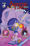 Adventure Time With Fionna and Cake #6 by Natasha Allegri