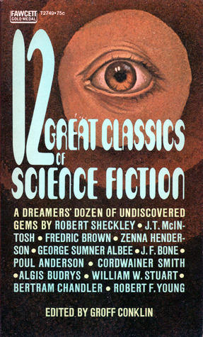 12 Great Classics of Science Fiction