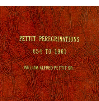 Pettit Peregrinations 654 to 1961