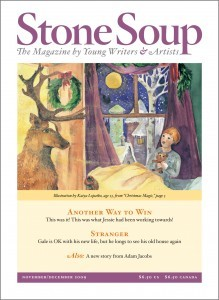 Stone Soup The Magazine By Young Writers Artists By Childrens