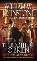 The Law of Violence (The Brothers O'Brien, #6)