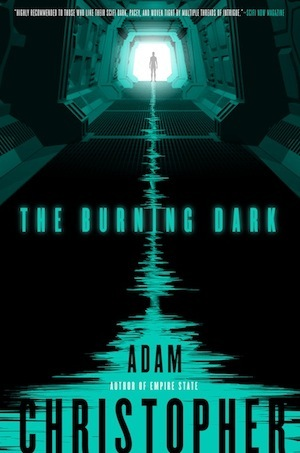 The Burning Dark (Spider Wars, #1)