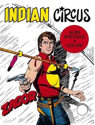 Zagor n. 84: Indian Circus