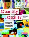 Quantity and Quality: Increasing the Volume and Complexity of Students' Reading