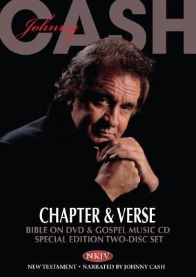 Johnny Cash--Chapter & Verse: The Bible on DVD & Gospel CD Collection NKJV
