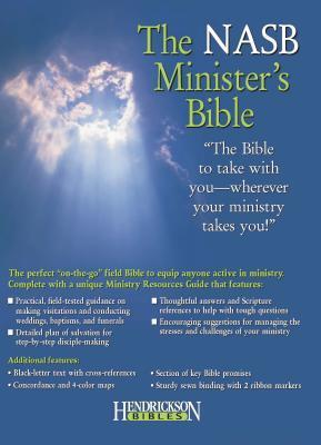 The NASB Minister's Bible