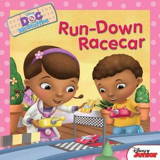 Run-Down Racecar by Sheila Sweeny Higginson