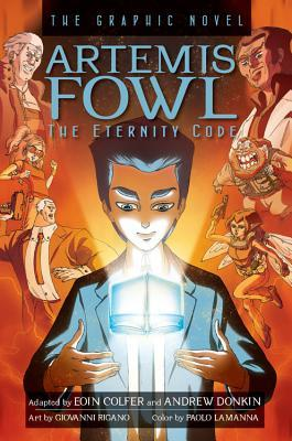 Artemis Fowl: The Eternity Code. The Graphic Novel
