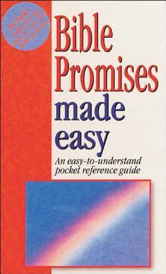 Bible Promises Made Easy: An Easy to Understand Pocket Ref Guide [With Chart]