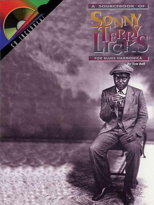 The Sourcebook of Sonny Terry Licks for Blues Harmonica [With CD]