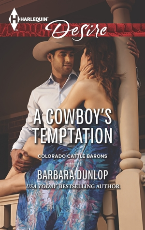 A Cowboys Temptation(Colorado Cattle Barons 5)