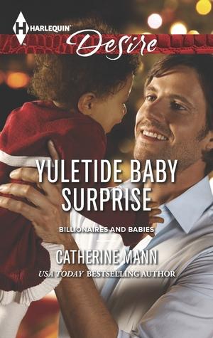 Yuletide Baby Surprise (The Alpha Brotherhood, #4)