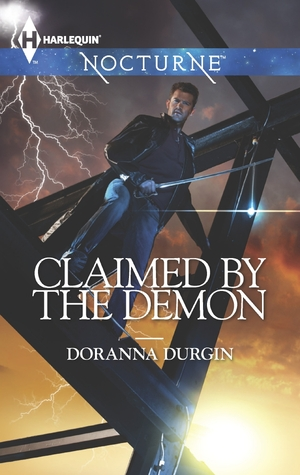 Claimed by the Demon (Demon Blade #2)