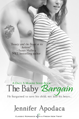 The Baby Bargain (Once a Marine, #1)