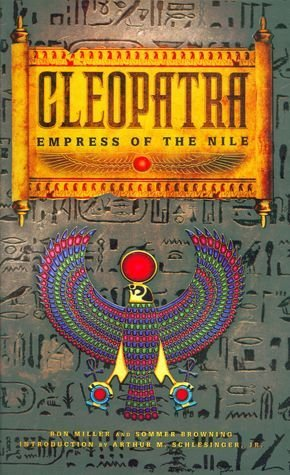 Cleopatra by Ron     Miller