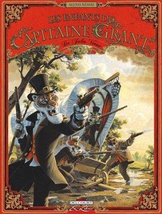 Enfants Du Capitaine Grant De Jules Verne T02