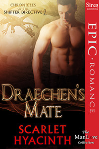 Ebook Draechen's Mate by Scarlet Hyacinth read!