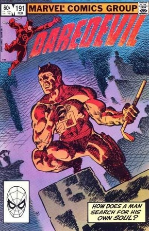 Daredevil roulette (daredevil #191)