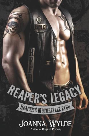 Reaper's Legacy (Reapers MC, #2)