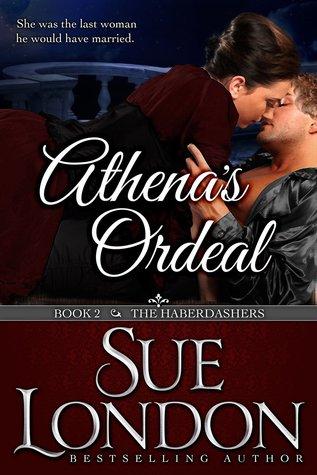 Athenas Ordeal (The Haberdashers, #2)