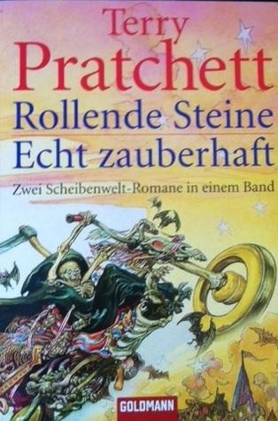 Rollende Steine /Echt zauberhaft: Zwei Scheibenwelt-Romane in einem Band