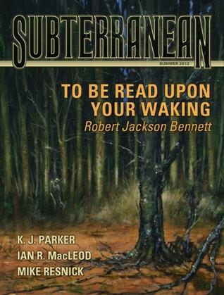 Subterranean Magazine Summer 2012