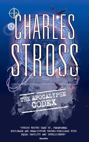 Ebook The Apocalypse Codex by Charles Stross TXT!