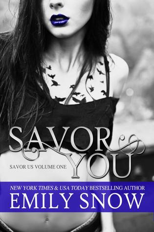 Savor You (Savor Us, #1)