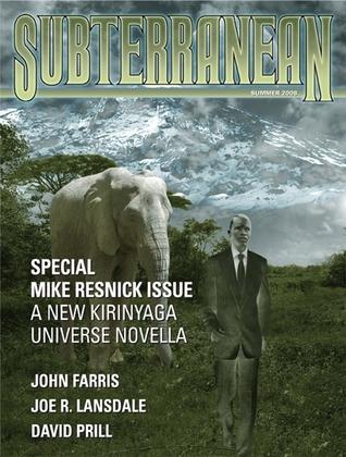 Subterranean Magazine, Summer 2008