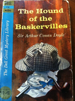 The Hound of the Baskervilles (The Dell Great Mystery Library, #24)