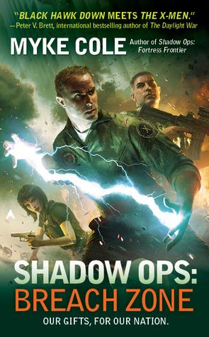 Breach Zone (Shadow Ops, #3)