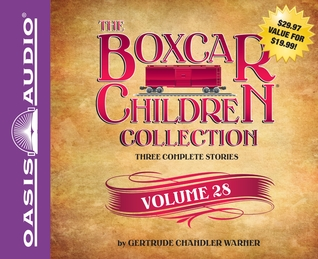 The Boxcar Children Collection Volume 28: The Summer Camp Mystery, The Copycat Mystery, The Haunted Clock Tower Mystery