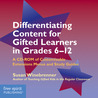 Differentiating Content for Gifted Learners in Grades 6–12: A CD-ROM of Customizable Extensions Menus and Study Guides