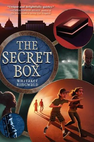 The Secret Box (The Secret Box, #1)