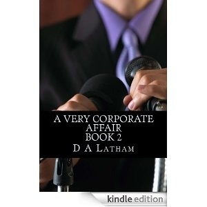 A Very Corporate Affair Book 2 (Corporate, #2)