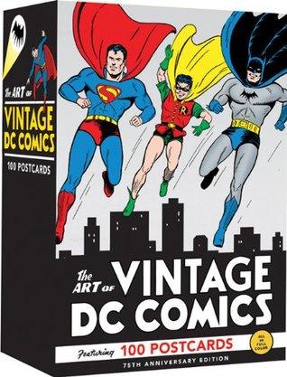 The Art of Vintage DC Comics. 75th Anniversary