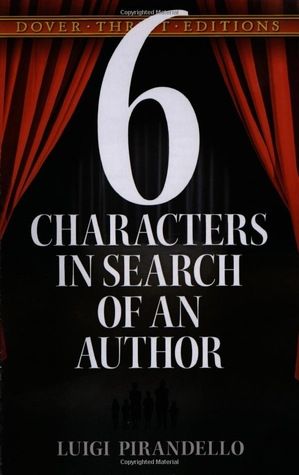 Six Characters in Search of an Author - sandroid.org