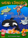Safari Stanley's Ocean Animals - Peek-A-Boo Who's Behind the Corals? (Baby Books Discovery & Play Series)