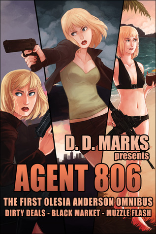 Agent 806 (Olesia Anderson Omnibus, #1)