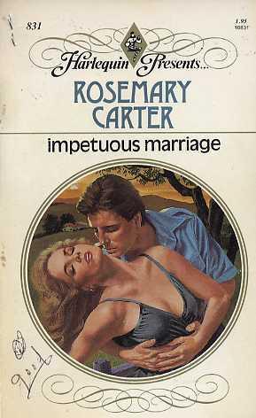 Impetuous Marriage