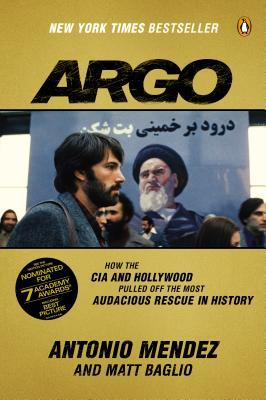 "Book cover of ""Argo"" by Antonio Mendez and Matt Baglio"