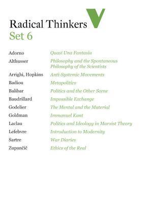 Radical Thinkers Set 6