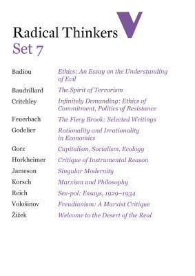 Radical Thinkers Set 7