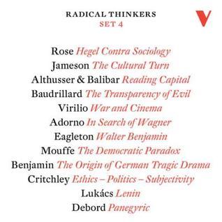 Radical Thinkers Set 4