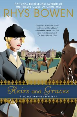 REVIEW: Heirs and Graces (Her Royal Spyness) by Rhys Bowen
