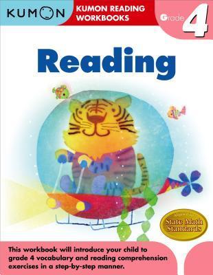 Kumon Reading Workbooks: Grade 4 Reading
