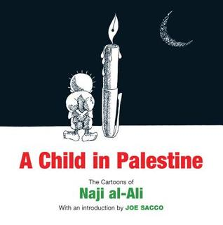 A Child in Palestine by Naji al-Ali