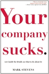 Your Company Suck...