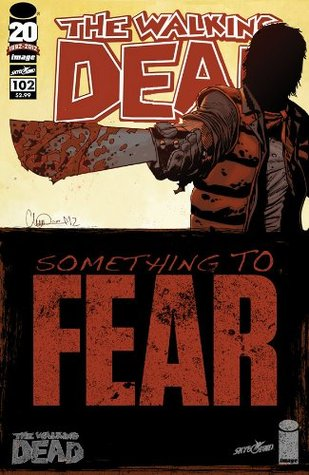 The Walking Dead, Issue #102
