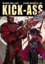 Kick-Ass, volumen 2 de 3 (Kick Ass de Ovni Press, #2)